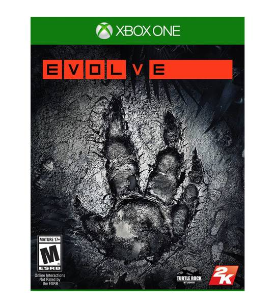 XboxOne Evolve