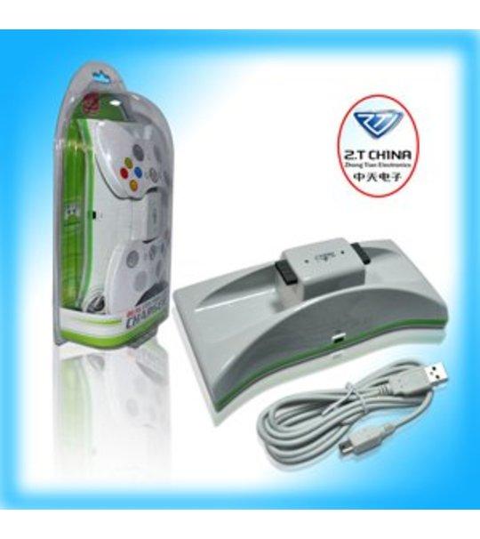 Xb360 Pega Dual Controller Charge Base