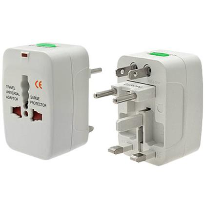 Travel Adapter-International worldwide Travel AC Power Plug - AU-UK-US-EU