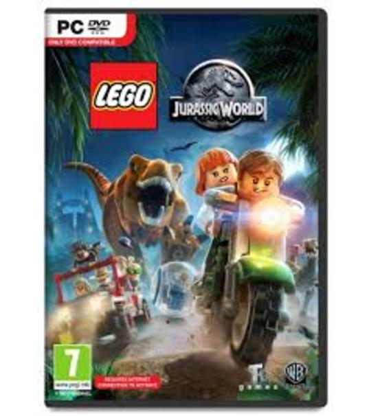 Pc Lego Jurassic World