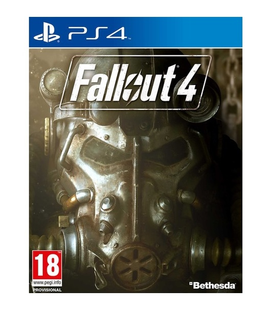 Ps4 Fallout 4 - R1/ALL