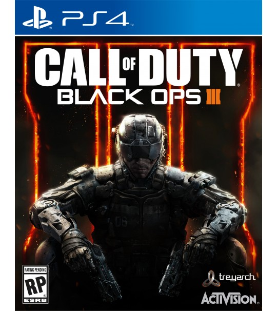 Ps4 Call Of Duty Black Ops 3 R3