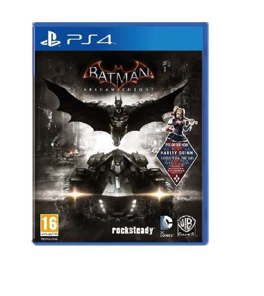 Ps4 Batman: Arkham Knight-R2