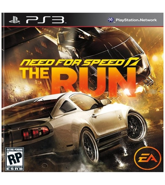 PS3 NEED FOR SPEED THE RUN - R2