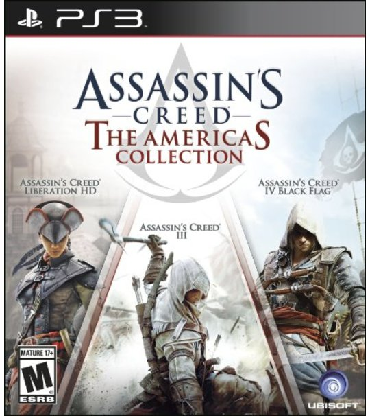 Ps3 Assassin Creed The Americas Collection English R1