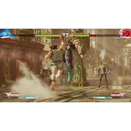 PS4 STREET FIGHTER V - R2 ENGLISH