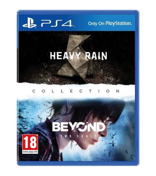 Ps4 Heavy Rain & Beyond: Two Souls Collection R2 English