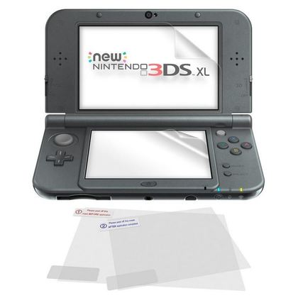 NINTENDO NEW 3DS XL SCREEN PROTECTOR - NEW VERSION