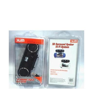 3D Surround Speaker HI FI System for PSP-2000/3000