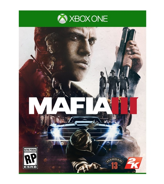 Xbox One Mafia III English