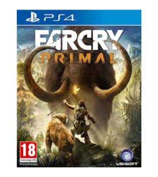 PS4 Far Cry Primal - R2