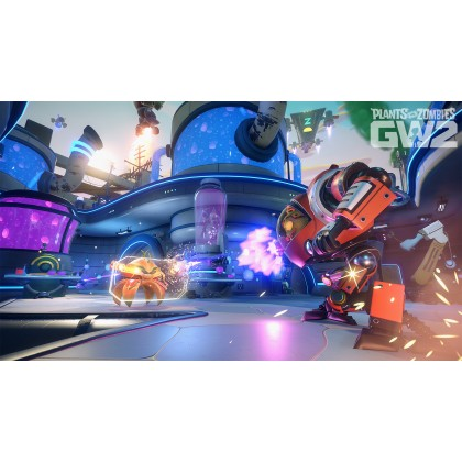 PS4 PLANTS VS ZOMBIES GARDEN WARFARE 2 - R1