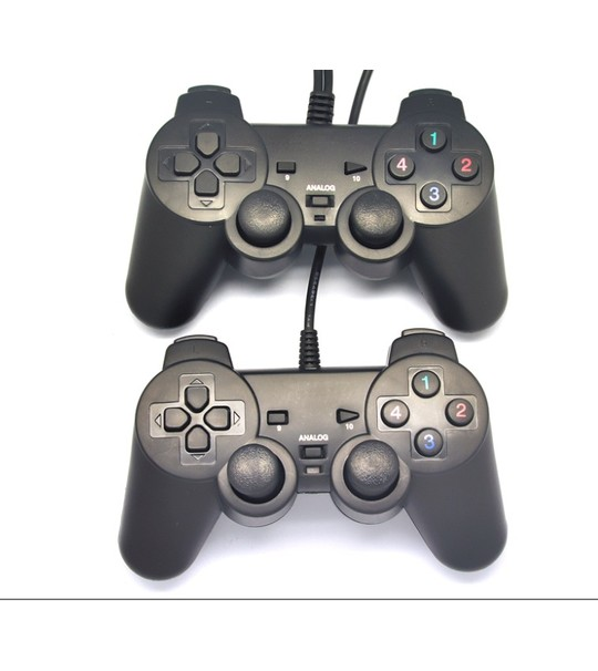 Pc Double Classical Dual Shock Controller