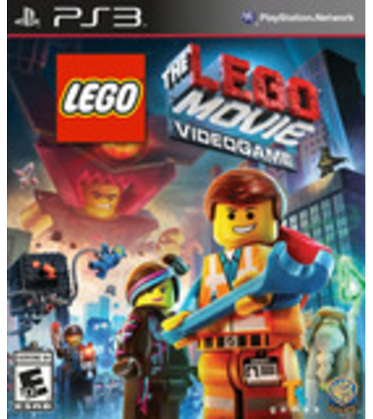 PS3 LEGO MOVIE VIDEO GAME - R1