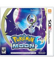 3DS Pokemon Moon English USA