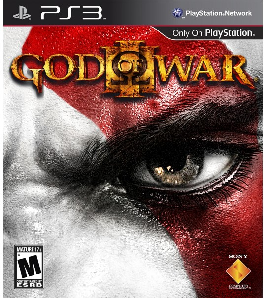 Ps3 God Of War III English - R2