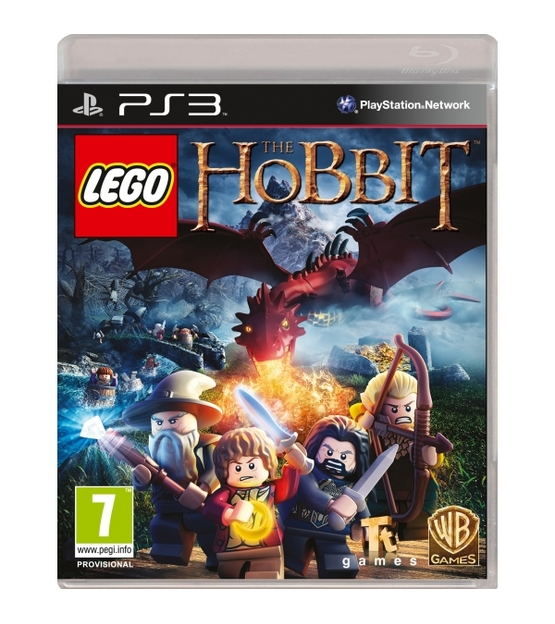 PS3 LEGO HOBBITS ALL