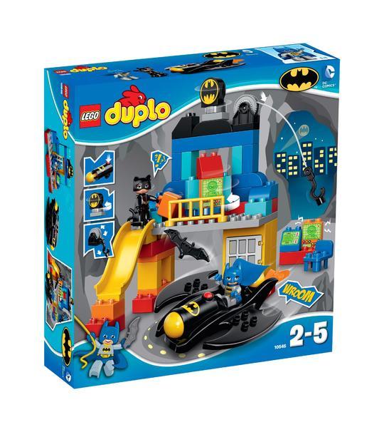 Lego Batcave Adventure (Lego 10545)