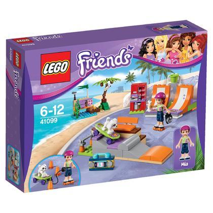 Lego Friend Heartlake Skate Pack(Lego 41099)