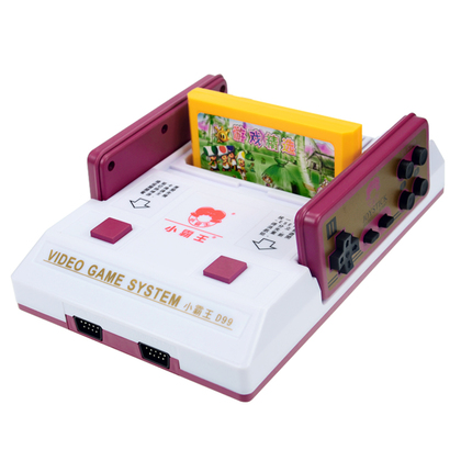 Micro Genius D99 8 Bits Video Game System