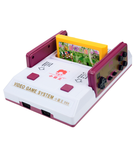 Micro Genius D99 8 Bits Video Game System