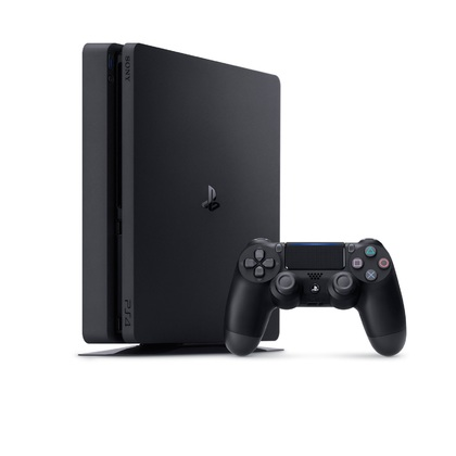 PS4 SLIM 500GB CORE SET - 1 YEAR SONY WARRANTY