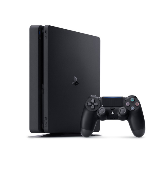 PS4 Slim 500GB 1 Year Malaysia Warranty
