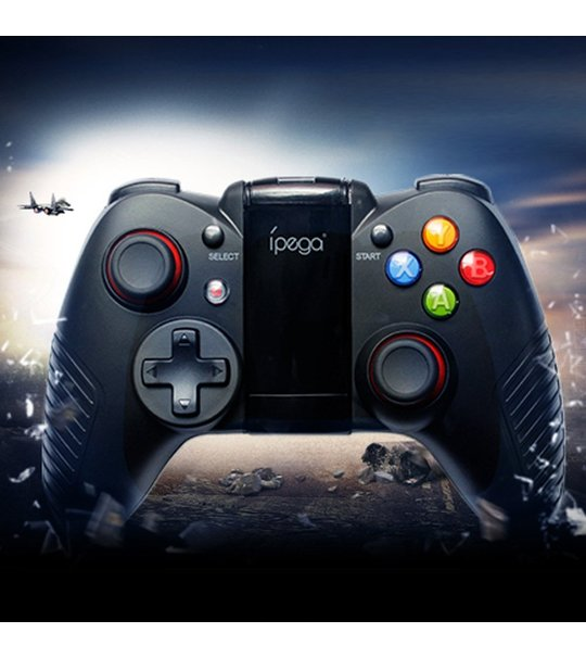 IPEGA 9067 Dark Knight Wireless Bluetooth Controller Joystick for Android/IOS/PC Mobile Phone