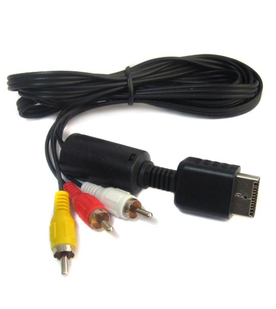 Ps2/3 Av Cable