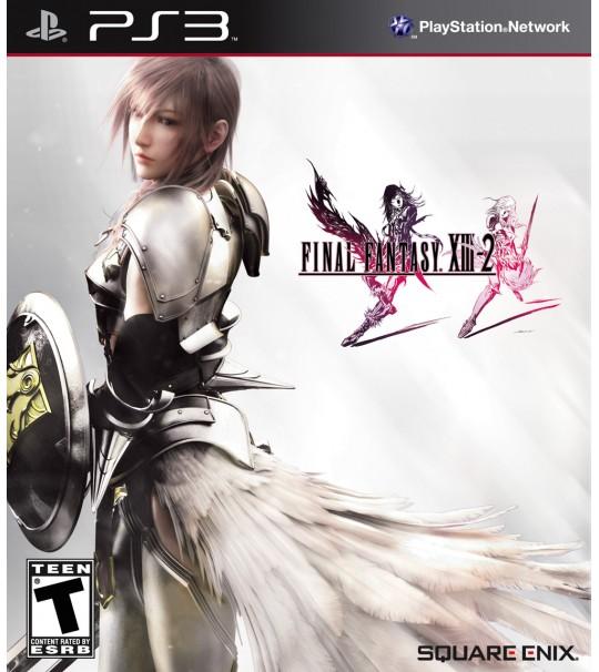 PS3 FINAL FANTASY XIII-2 - R1
