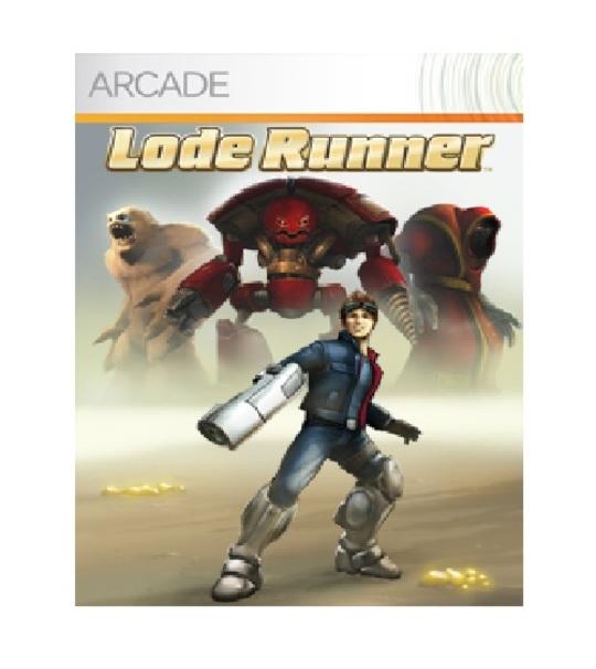 Xbox 360 Loderunner Digital Code