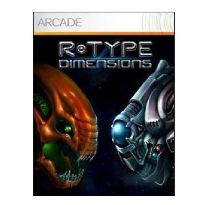 Xbox 360 R-type Dimensions Digital Code