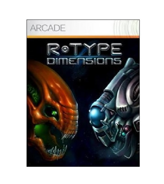 Xbox 360 R-type Dimensions Digital Code