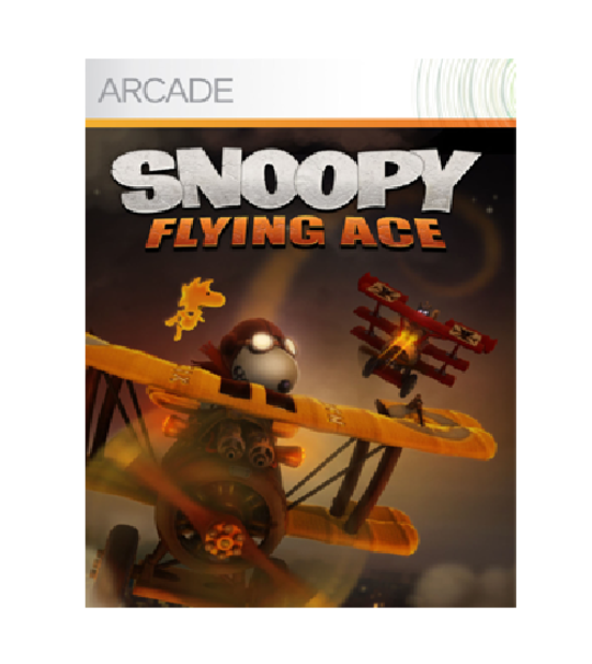Xbox 360 Snoopy Flying Ace Digital Code