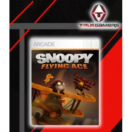 Xbox 360 Snoopy Flying Ace Digital Code