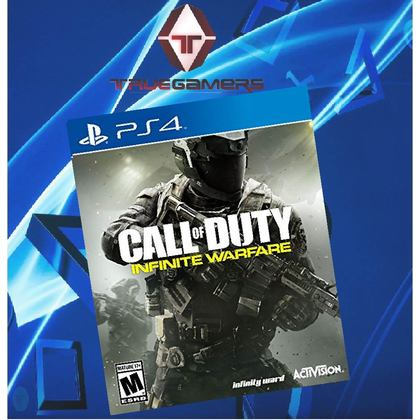 PS4 CALL OF DUTY INFINITE WARFARE - R4 ENGLISH