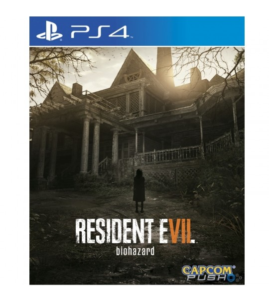 Ps4 Resident Evil 7 Bio Hazard R2 Free One Random Phone Case