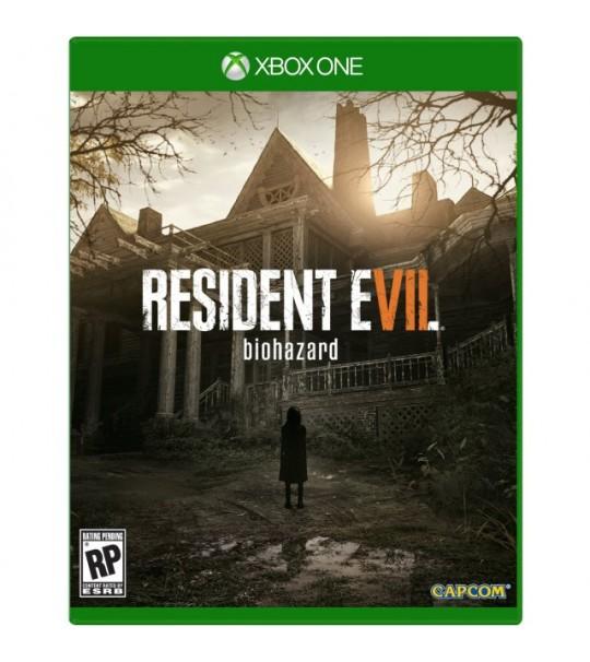 Xbox One Resident Evil 7 Bio Hazard Free One Random Phone Case