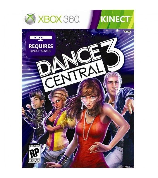 Xbox360 Dance Central 3