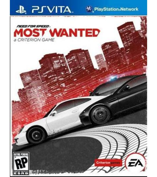 Ps Vita Need for Speed Most Wanted R2