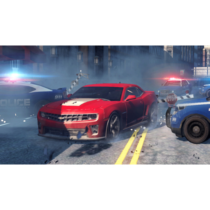 PS VITA NEED FOR SPEED MOST WANTED - R2