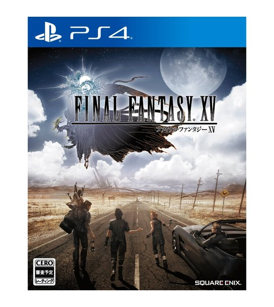 Ps4 Final Fantasy XV ENG-R2