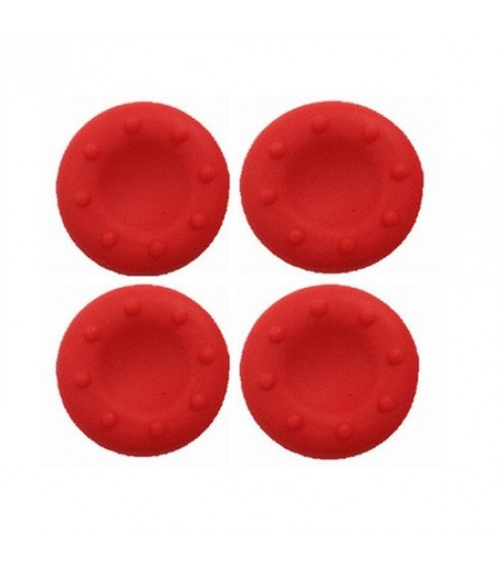PS4/XB1 Controller Thumb Grips (Red)