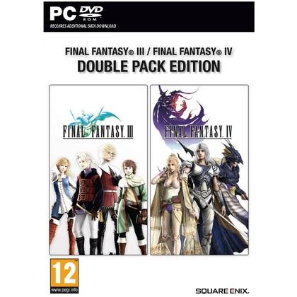 PC Final Fantasy III and IV Bundle