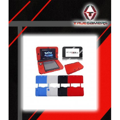 New 3ds XL Silicon Case