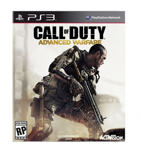 Ps3 Call Of Duty:Advanced Warfare English R1/ALL