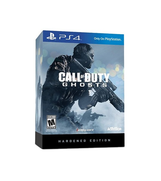 Ps4 Call of Duty: Ghosts Hardened Edition R1/ALL