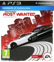 PS3 Need For Speed Most Wanted-R2