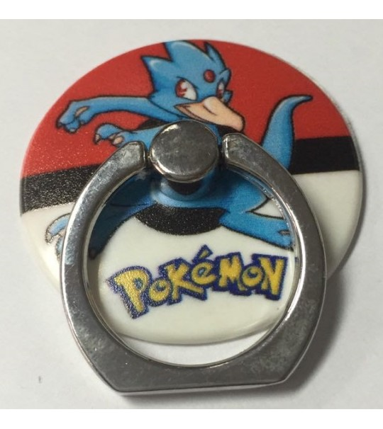 Pokemon Rotating Ring Stand Holder - GOLDUCK
