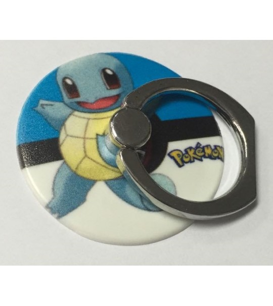Pokemon Rotating Ring Stand Holder - SQUIRTLE